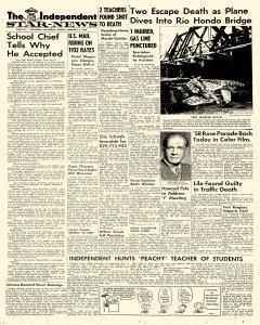 Pasadena Independent Star News, February 02, 1958, Page 11
