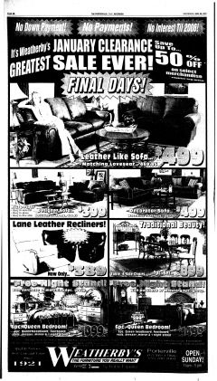 Porterville Recorder, January 24, 2007, Page 35