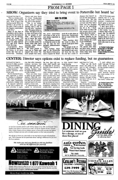 Porterville Reporter, July 31, 2009, Page 8