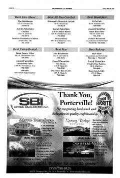 Porterville Reporter, July 31, 2009, Page 38
