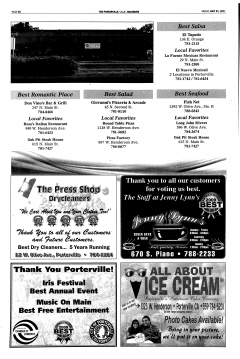Porterville Reporter, July 31, 2009, Page 44