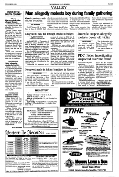 Porterville Reporter, July 31, 2009, Page 3
