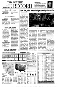 Porterville Reporter, July 31, 2009, Page 5