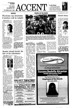 Porterville Reporter, July 31, 2009, Page 7