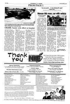 Porterville Reporter, August 18, 2009, Page 12