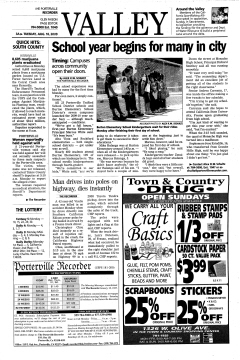 Porterville Reporter, August 18, 2009, Page 3