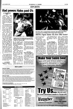 Porterville Reporter, August 18, 2009, Page 15