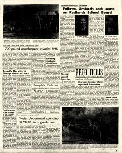 Redlands Daily Facts, January 25, 1971, Page 17