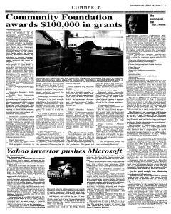 Ukiah Daily Journal, June 25, 2008, Page 3