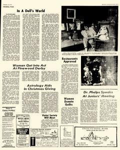 Upland News, December 14, 1972, Page 6