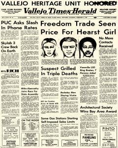 Vallejo Times Herald, February 09, 1974, Page 1