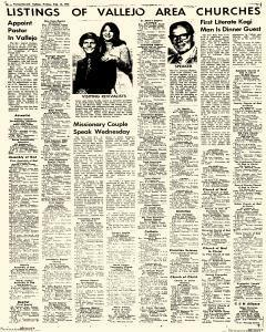 Vallejo Times Herald, February 15, 1974, Page 22