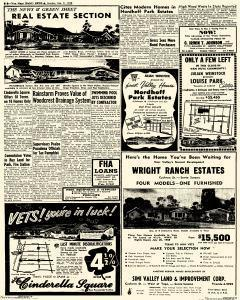 Van Nuys Valley News, February 09, 1958, Page 36