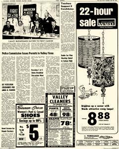 Van Nuys Valley News, April 20, 1971, p. 8