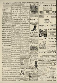 Woodland Daily Democrat, March 23, 1901, Page 2