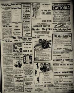 Woodland Daily Democrat, September 26, 1912, Page 6