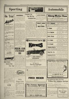 Woodland Daily Democrat, February 25, 1916, Page 8