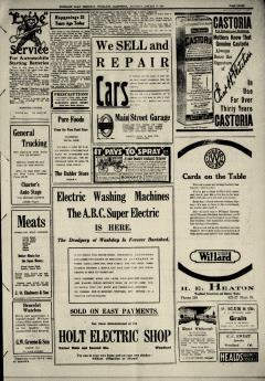 Woodland Daily Democrat, January 17, 1920, Page 6