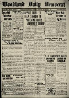 Woodland Daily Democrat, December 23, 1920, Page 2