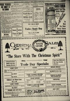 Woodland Daily Democrat, December 14, 1922, Page 6