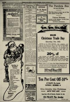 Woodland Daily Democrat, December 14, 1922, Page 8