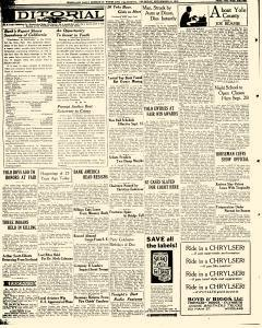 Woodland Daily Democrat, September 10, 1931, Page 6
