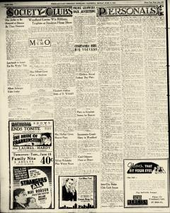Woodland Daily Democrat, June 17, 1935, Page 4
