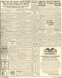 Bridgeport Standard Telegram, March 20, 1919, Page 19