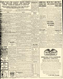 Bridgeport Standard Telegram, March 20, 1919, Page 4