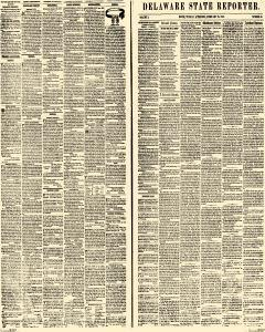 Delaware State Reporter, February 28, 1854, Page 1
