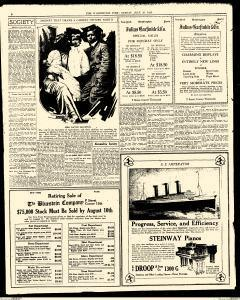 Washington Post, July 20, 1913, Page 16