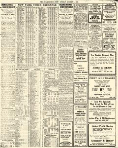 Washington Post, August 01, 1920, Page 22