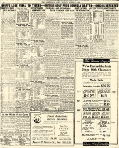 Washington Post, August 01, 1920, Page 23