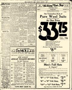 Washington Post, August 01, 1920, Page 3