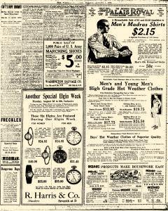 Washington Post, August 01, 1920, Page 4