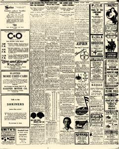 Washington Post, May 31, 1923, Page 12