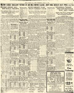 Washington Post, May 31, 1923, Page 19