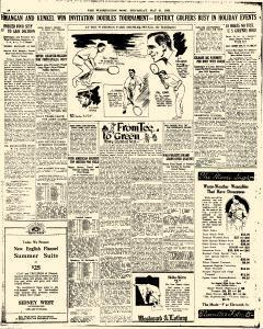 Washington Post, May 31, 1923, Page 20