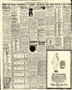 Washington Post, May 31, 1923, Page 21