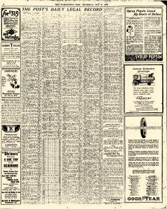 Washington Post, May 31, 1923, Page 8