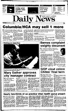 Northwest Florida Daily News, March 07, 1995, Page 1