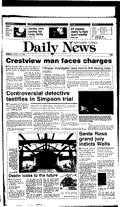 Northwest Florida Daily News, March 10, 1995, Page 1