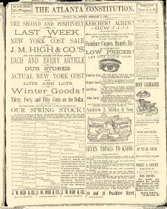 Atlanta Constitution, February 02, 1890, Page 1