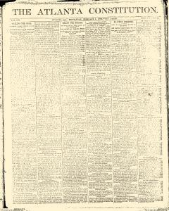 Atlanta Constitution, February 05, 1890, Page 1