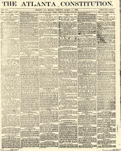 Atlanta Constitution, March 17, 1890, Page 1