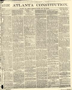 Atlanta Constitution, May 02, 1890, Page 1