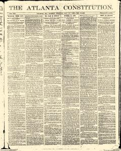 Atlanta Constitution, May 27, 1890, Page 1