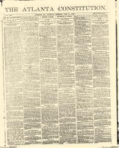 Atlanta Constitution, June 12, 1890, Page 1