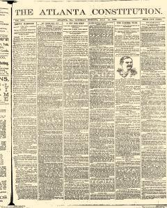 Atlanta Constitution, July 19, 1890, Page 1