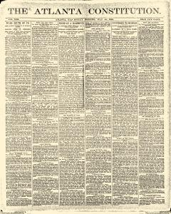 Atlanta Constitution, July 28, 1890, Page 1